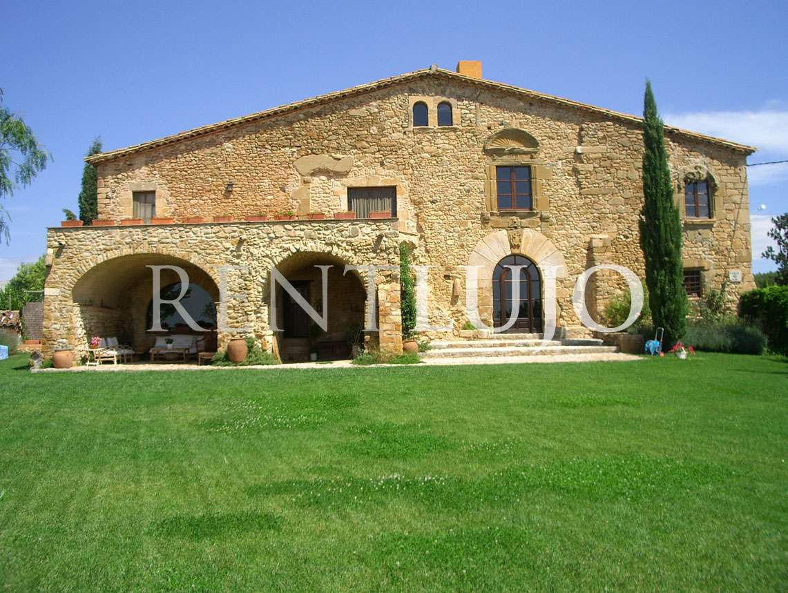 MAS CAMALLERA- Stylish luxury stone Cottage/ Masia 12Th Century-Camallera-COSTA BRAVA/ ALT EMPORDÀ