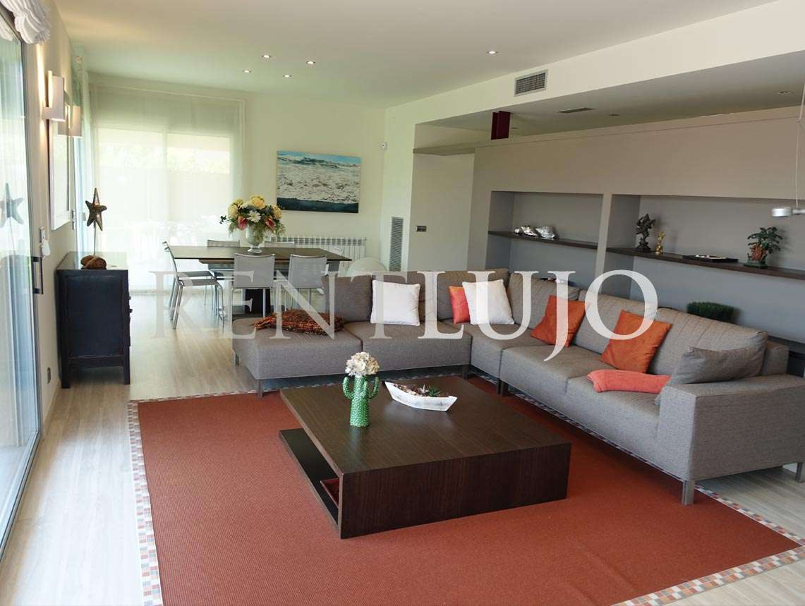 VILLA AGAUDI- Modern Luxury villa with wonderful sea views-SANT ANTONI DE CALONGE (Torre Valentina)-COSTA BRAVA