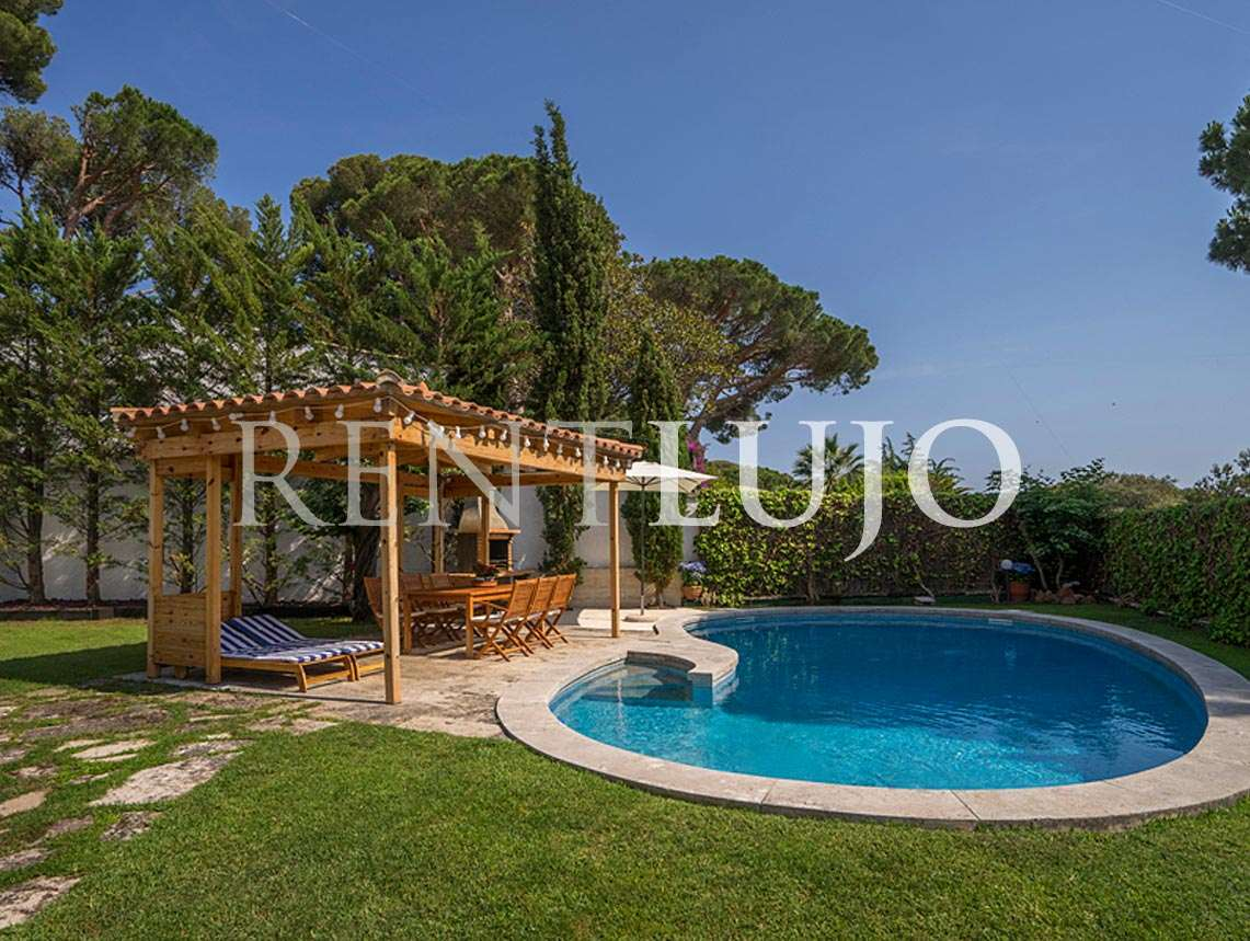 VILLA TEIXIDOR - Stylish semi-detached  Villa -S'AGARÓ VELL -COSTA BRAVA