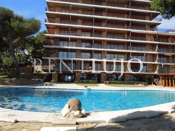 APT. EDEN MAR DARRERA-Lovely apartment  recently renovated -TORRE VALENTINA (Sant Antoni de Calonge)-COSTA BRAVA
